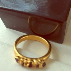 Dani Barbe sz 6.5 ring